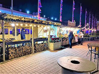 """Компания """"Промконтракт"""" изготовила и поставила в Киев на ВДНХ торговые киоски и павильоны для сезонного развлекательного парка «Зимова країна... 2"""