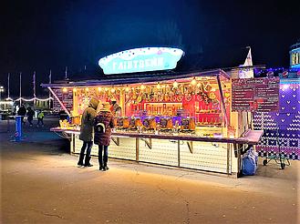 """Компания """"Промконтракт"""" изготовила и поставила в Киев на ВДНХ торговые киоски и павильоны для сезонного развлекательного парка «Зимова країна... 3"""