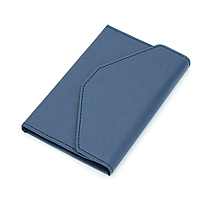 Тревел-Кейс Дорожный Органайзер для Документов и Билетов Dream Travel (DT001) Синий