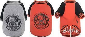 """Батник для животных Dobaz, Добаз,""""Tiger"""" оранжевый"""