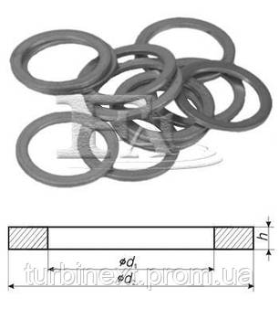 Кольцо металлическое CU 10,00 X 13,50 X 1,00 FISCHER 377.980