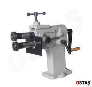 Зіговочний ручний механічний верстат KM 0.8-1.2 OSTAS