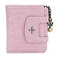 Женский Кошелек Маленький Baellerry Templar Mini (N1638) на Кнопке для Карточек Розовый, фото 2