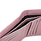 Женский Кошелек Маленький Baellerry Templar Mini (N1638) на Кнопке для Карточек Розовый, фото 8