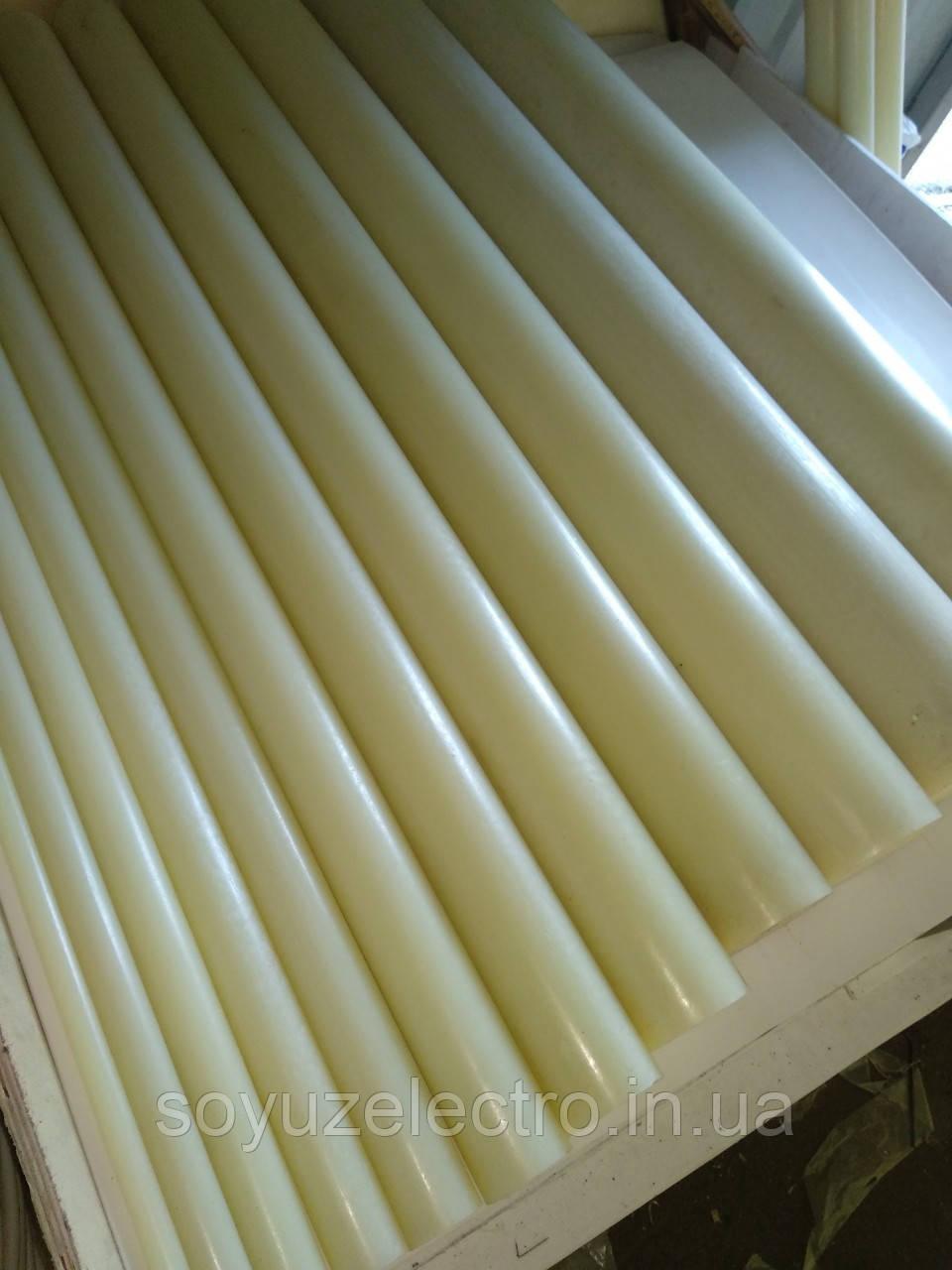 Капролон стержень (Полиамид) 90 мм