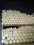 Капролон стержень (Полиамид) 90 мм, фото 3
