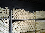 Капролон стержень (Полиамид) 90 мм, фото 4