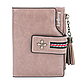 Женский Кошелек Маленький Baellerry Templar Mini (N1636) на Кнопке для Карточек Розовый, фото 2