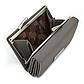Женский Кошелек Бумажник Маленький на Кнопке для Карточек Weichen (B7561-31) Серый, фото 8