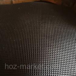 Ковер(коврик) диэлектрический(чёрного цвета) 500х500мм