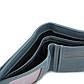 Женский Кошелек Бумажник Baellerry (N3528) Маленький на Кнопке для Карточек Голубой, фото 7