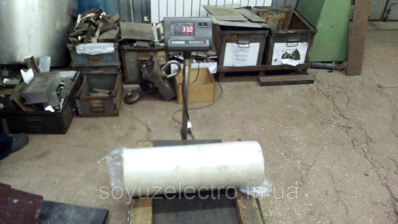 Капролон стержень 170 мм (Полиамид)