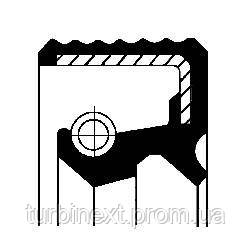 Сальник резинометаллический FIAT CINQUECENTO CORTECO 12012294B