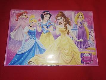 """Набір для малювання """"Принцеси"""" 70 предметів"""