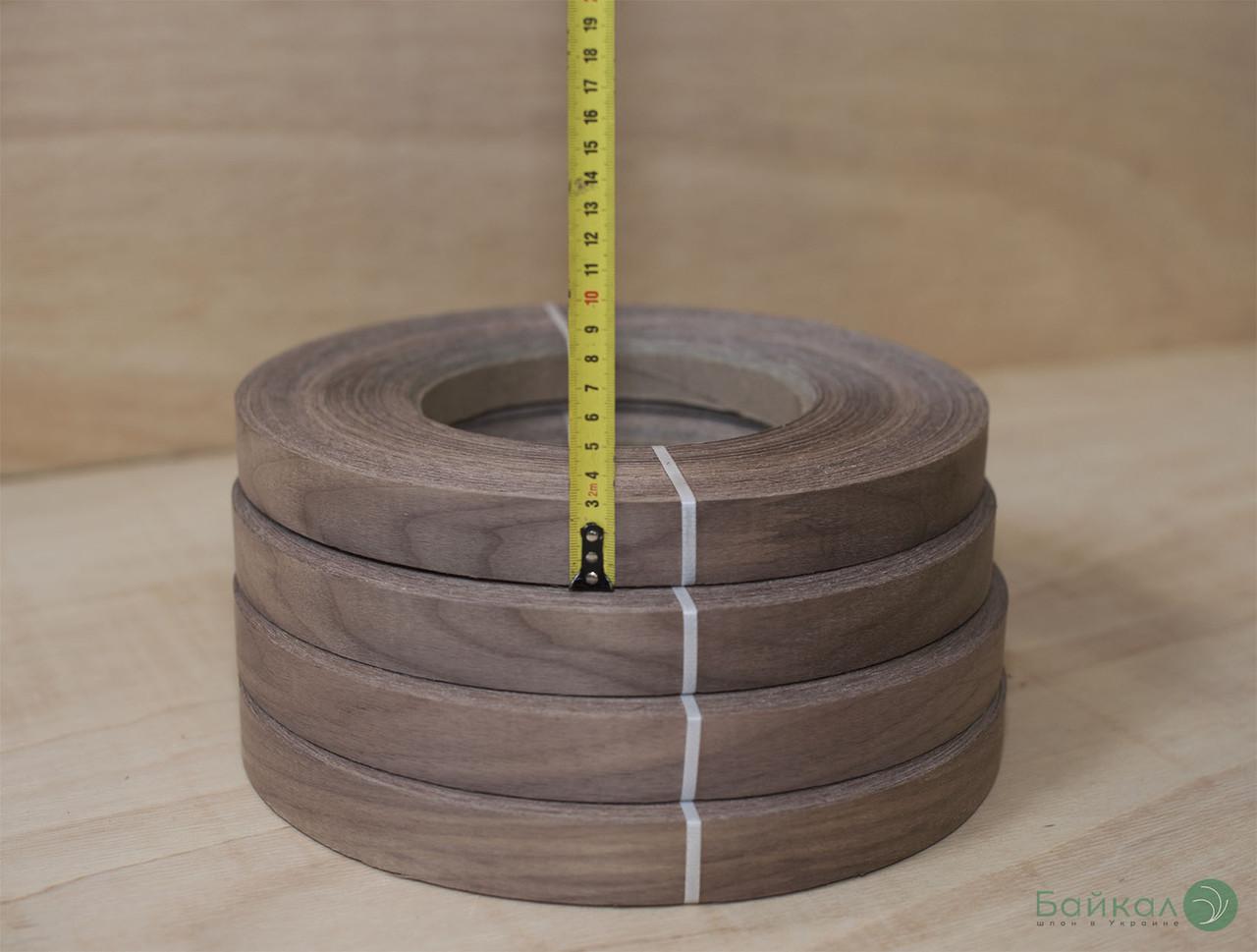 Кромка мебельная Орех Американский(натуральная) - без клея