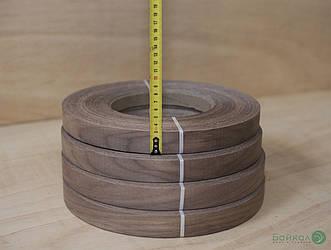 Кромка мебельная Американский Орех(натуральный) - без клея