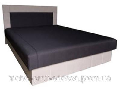 Ева 160х200 двуспальная кровать с подъемным механизмом и матрасом Юдин