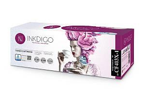 Совместимый картридж Inkdigo™ HP 201X Magenta (CF403X) пурпурный, лазерный, повышенный ресурс (2.300 копий)