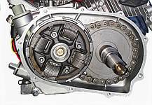 Понижающий редуктор 1/2 с центробежным сцеплением (20 мм /20 мм), фото 3