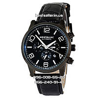 Часы Montblanc TimeWalker Automatic 44mm Black Edition. Реплика