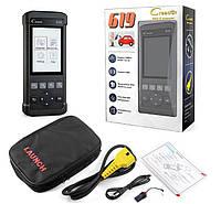 Launch CR619 OBD2 / Диагностика авто / Сканер / Считыватель / OBD2 OBD 2 OBD-II + ABS + SRS Airbag