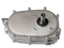 Понижающий редуктор 1/2 с центробежным сцеплением (25 мм /22 мм), фото 2