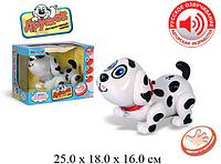 Уценка! Заикается. Интерактивная игрушка - собака Дружок 0128