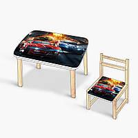 Столик-пенал для творчества Машины - 223685