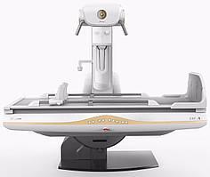 Рентгеновская система на 3 рабочих места с динамическим детектором