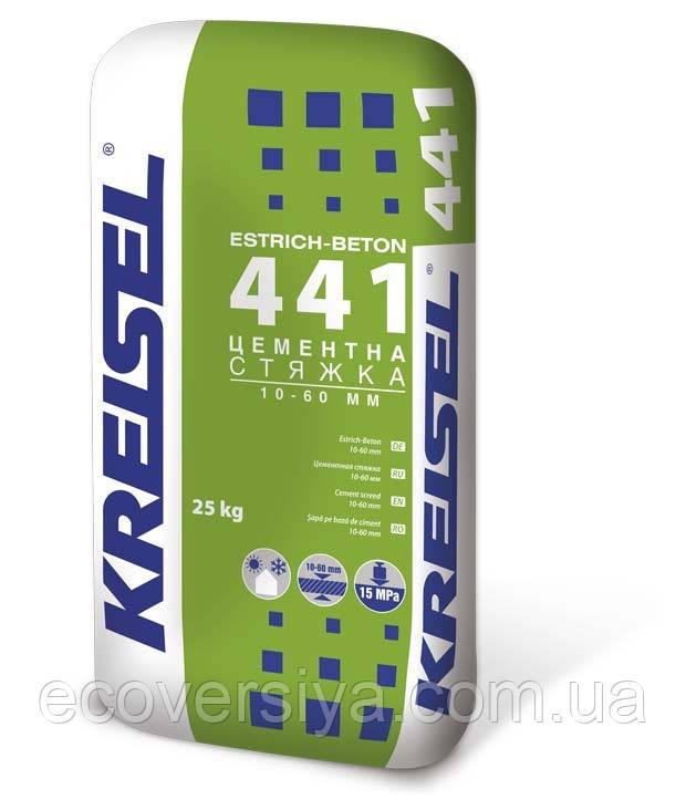 ESTRICH-BETON 441 - стяжка  Kreisel (Крайзель)