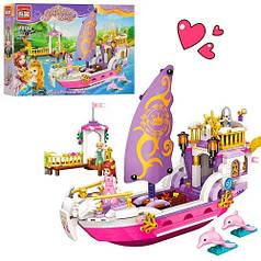 Конструктор Корабель принцеси Enlighten Brick Princess Leah 2609, 456 дет.