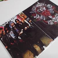"""Обложка ПВХ на паспорт """"Guns'n'Roses"""", фото 1"""