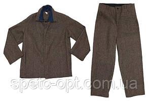 Суконный костюм металлурга, сталевара, сварщика, литейщика ) ОП огнеупорный