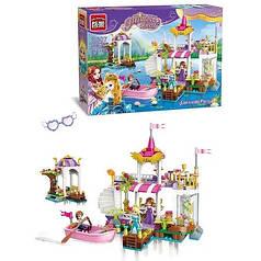"""Конструктор для дівчинки Princess Leah """"Відпочинок на озері"""", 394 деталі, арт. 2607"""