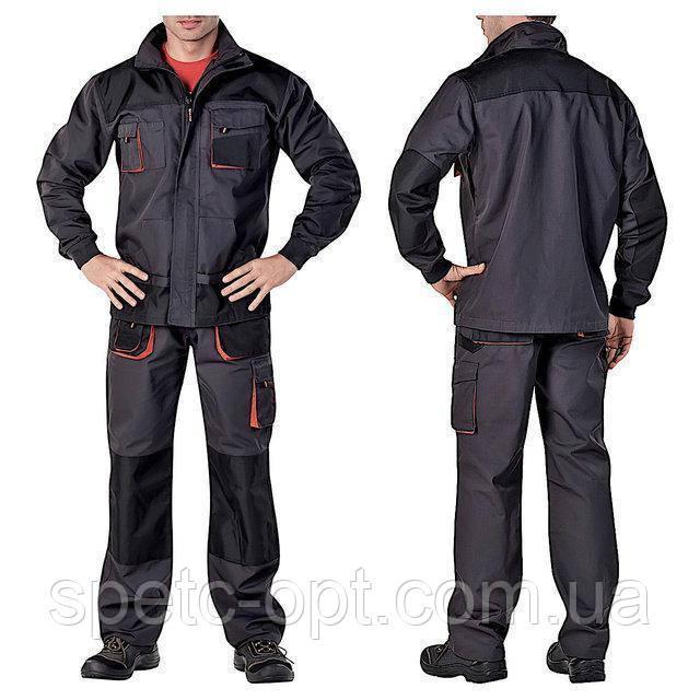 Рабочий костюм. Куртка и Полукомбинезон. полукомбинезон рабочий