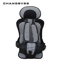 Бескаркасное автокресло детское в машину Child Car Seat Клетка