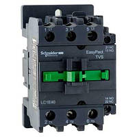 LC1E160M5. Контактор (магнитный пускатель) 3Р. Е 160А АС3 ~220V 50 ГЦ