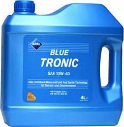 ARAL BlueTronic 10W-40 Моторное масло 4л, фото 2