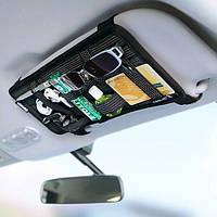 Многофункциональный органайзер Grid-it! Organizer Vehicle Storage Plate, фото 1