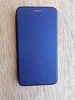 Чехол Xiaomi Redmi 7A книжка PU-кожа синий