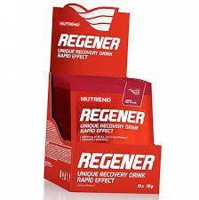 Быстрое восстановление Regener (10x75 г) Nutrend