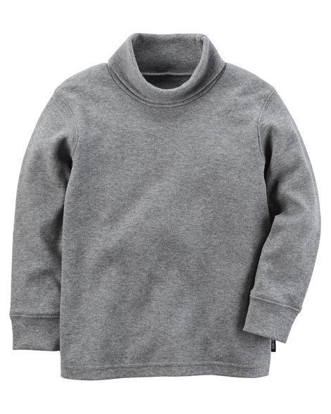Гольф Carters для мальчика, серый 3Т (93-98 см)