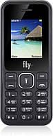 "Мобильный телефон Fly FF190 Dual Sim White; 1.77"" (160х128) TN / клавиатурный моноблок / MTK6261D / ОЗУ 32 МБ / 32 МБ встроенной + microSD до 16 ГБ /"