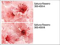 Стеклянная плитка для кухни, ванной, гостинной, салона Sakura