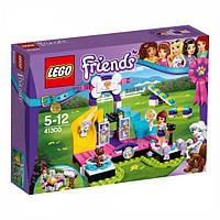 КОНСТРУКТОР LEGO Friends 41300 Выставка щенков: Чемпионат