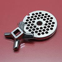Комплект решетка и нож для кухонного комбайна Bosch, фото 1