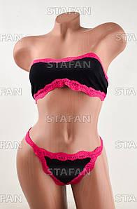Комплект нижнего женского белья из Турции INTIMO 5543 S/M. Размер 42-44.