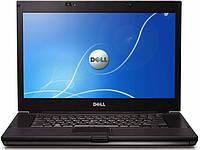 Надежный ноутбук Dell e6510 HD+ экран