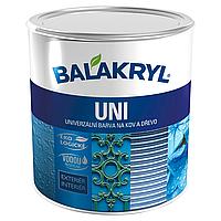 Универсальная краска для дерева и металла Balakryl Uni Mat, 0,7кг