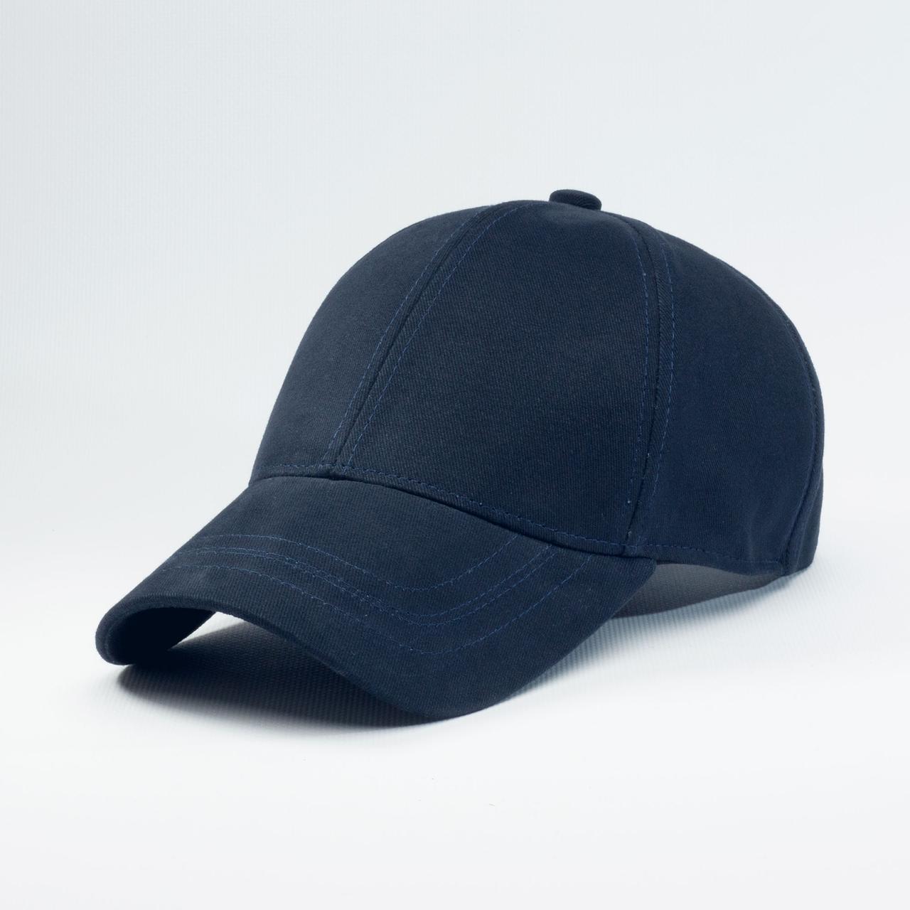 Бейсболка с низким куполом INAL 6 панелей M / 55-56 RU Синий 56755